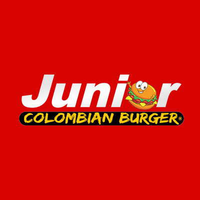 Junior Colombian burger